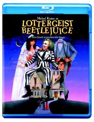 Lottergeist Beetlejuice [Blu-ray]