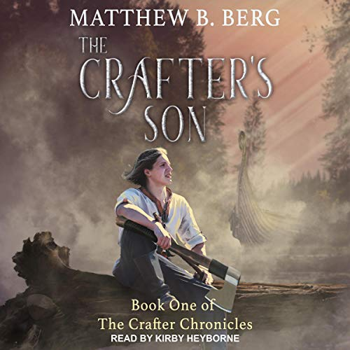 The Crafter's Son  By  cover art