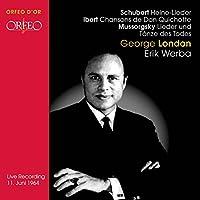 ジョージ・ロンドン「白鳥の歌」他