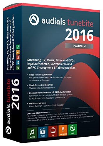Preisvergleich Produktbild Audials Tunebite 2016 Platinum