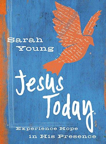 今日耶稣(青少年封面):在祂面前体验希望