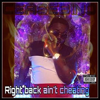Rack Back Ain't Cheating