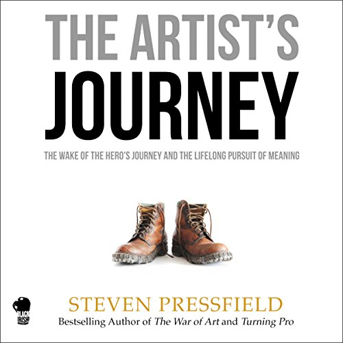 The Artist's Journey audiobook cover art