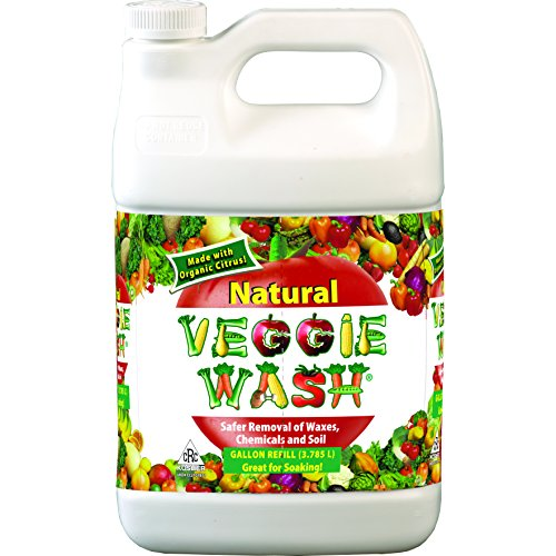 Veggie Wash All Natural Fruit and...