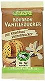 Rapunzel Vanillezucker Bourbon mit Rapadura HIH, 8 g -