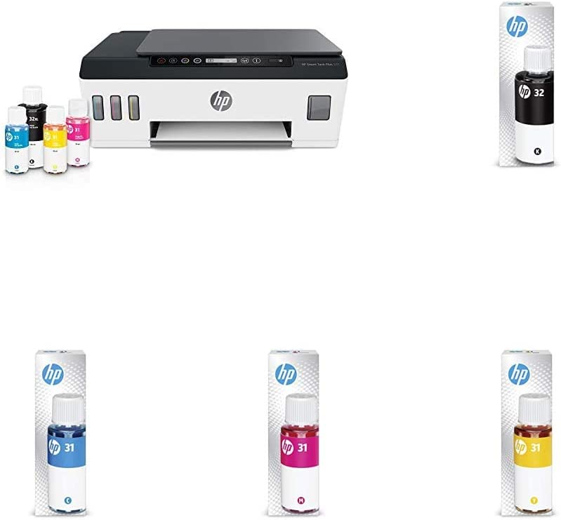 HP Smart-Tank Plus 551 Wireless Today's only Ink-Tank Printer up All-in-One safety
