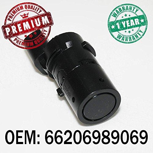 PDC Capteur de stationnement arrière Noir OEM 66206989069