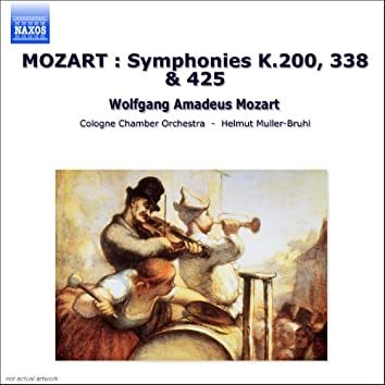 MOZART: Symphonies Nos. 28, 34 and 36, 'Linz'
