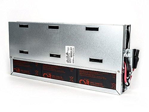12V 9Ah F2 8 Compatible Replacement Battery Set for Liebert GXT3-48VBATT by UPSBatteryCenter