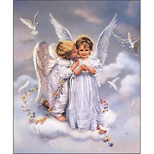 Adultos Madera Puzzle 1000 Piezas Angel Angelitos Niños Juego Clásico Ocio Arte Toys Puzzles