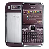 Nokia E72-1 250MB QWERTY (GSM Only | No CDMA) Factory Unlocked Collectors Item 3G Cell Phone...
