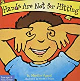 Agassi, M: Hands are Not for Hitting (The Best Behavior Series) - Martine Agassi