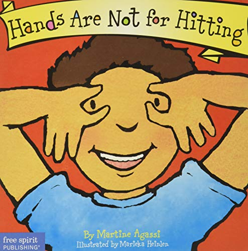 Product Image of the Hands Are Not for Hitting (Board Book) (Best Behavior Series)