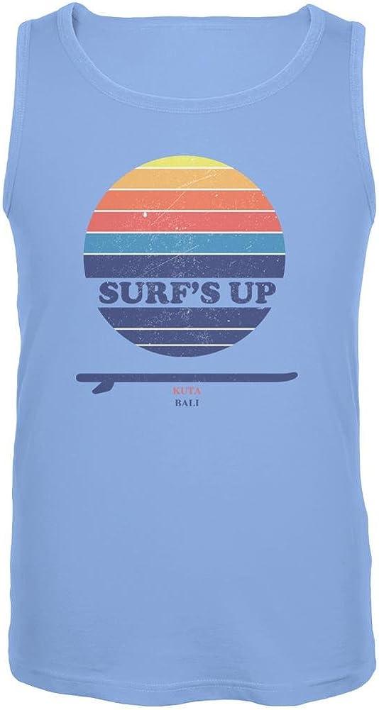 Surf's Up Kuta Bali Mens Tank Top