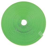 morytrade ホイール テープ 3D ドレスアップ ライン シール 自動車 バイク 8m (グリーン)