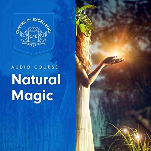 Natural Magic  By  cover art