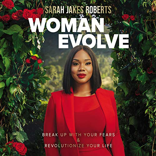 Woman Evolve cover art
