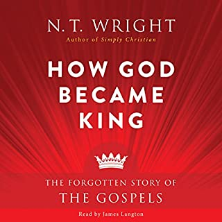 How God Became King audiobook cover art