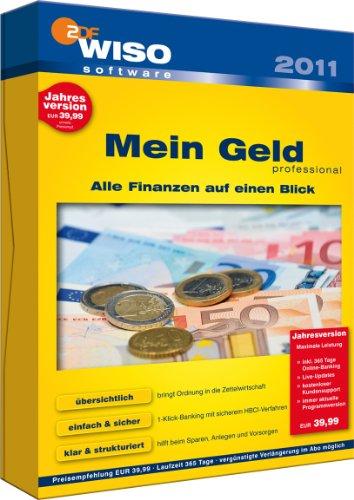 WISO Mein Geld 2011 Professional (Jahresversion) [import allemand]