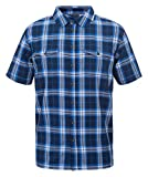 ICEPEAK Beecher Camisa, Hombre, Antracita, 52