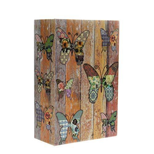 Halllo Dictionary Mini Safe Box Book Secret Security Safe Key Lock for Kids Gift Durable