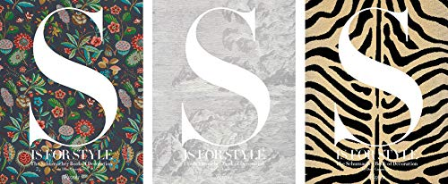 Compare Textbook Prices for S Is for Style: The Schumacher Book of Decoration  ISBN 9780847865284 by Caponigro, Dara