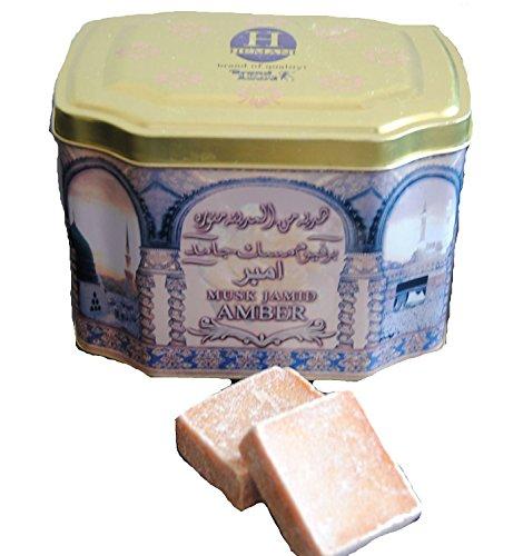 250g Boxed naturel Ambre / Ambergris Parfum de bloc de pâte de résine pour faire votre propre parfum ou une odeur tout simplement charmant! Sans alcool!