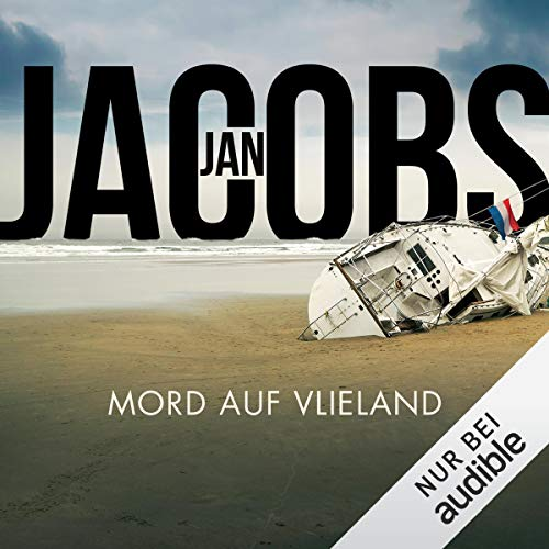 Mord auf Vlieland audiobook cover art