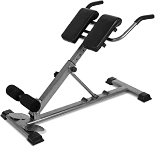 ComMax Roman Chair Back Hyper Extension Bench 30-40-50 Degrees Adjustable