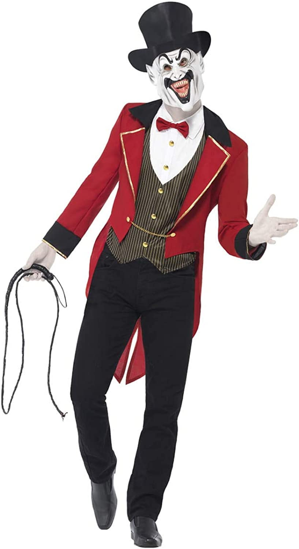 HorrorShop Demon Circus Director Costume L