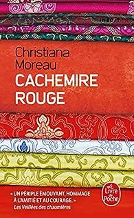 Cachemire rouge par Christiana Moreau