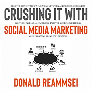 Crushing It with Social Media Marketing cover art
