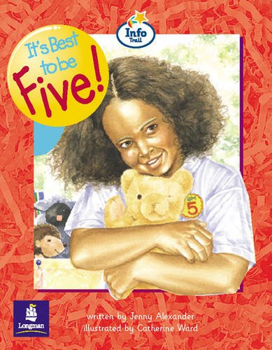 It's Best to be Five! Info Trail Beginner Stage Non-fiction Book 2 (LITERACY LAND)の詳細を見る