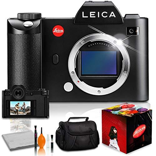 Read About Leica SL (Typ 601) Mirrorless Digital Camera Pemium Camera Case Bundle