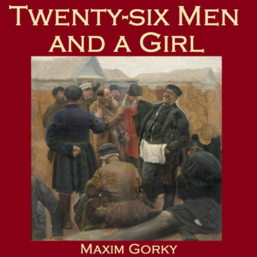 Twenty-Six Men and a Girl audiobook cover art