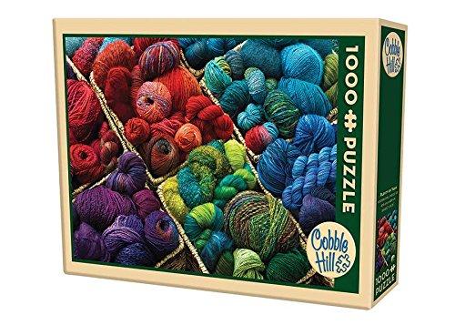 Yarn Puzzle 1000 pieces