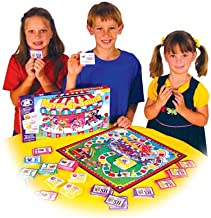Super Duper Publications Merry-Go-Sound Word, Phrase, & Sentence Articulation Board Game Educational Learning Resource for Children