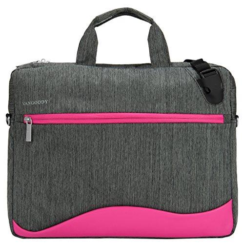 15.6 Inch Laptop Messenger Bag for Dell Inspiron 7590 3593 3595 5505 5591 5593 7591, Latitude 3510 5510 5511, Precision 3550 3551 5550 7550, Vostro 3590 5501 7500 7590, XPS 9500, G3 3500, G5 5500