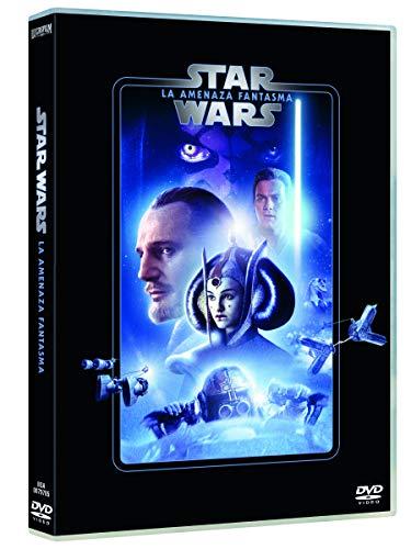 Star Wars Ep I: La Amenaza Fantasma (Edición remasterizada) (DVD)