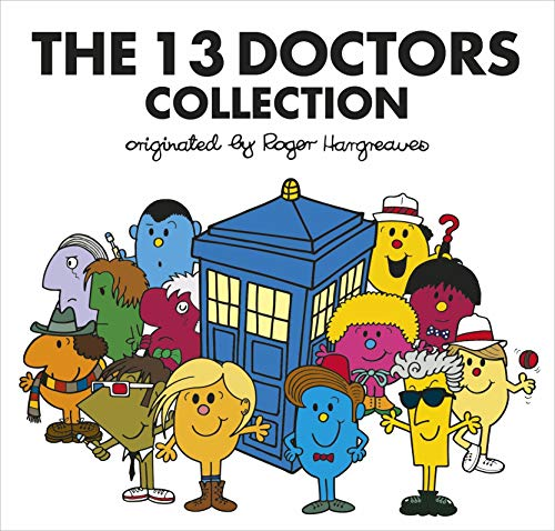 Doctor Who: The 13 Doctors Collection (Mr Men Doctor Who Pack)
