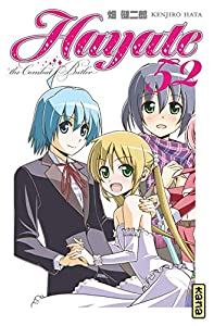 Hayate The combat butler Edition simple Tome 52