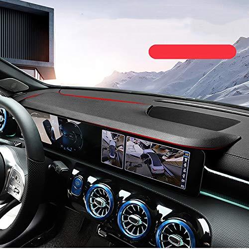 HDCF Für Eine Klasse W177 V177 A180 A200 2019+ Autozubehör Instrumentennavigation Display Shading Sun Shade Board