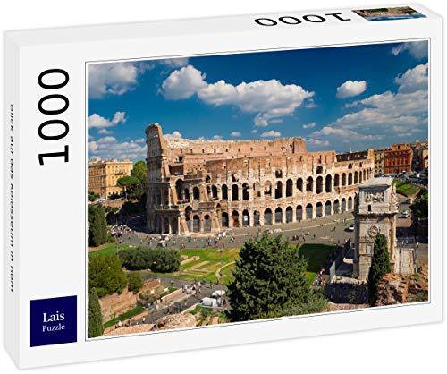 Lais Puzzle Vista del Coliseo de Roma 1000 Piezas