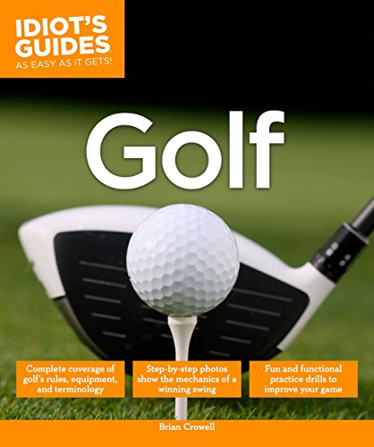 Golf (Idiot's Guides)