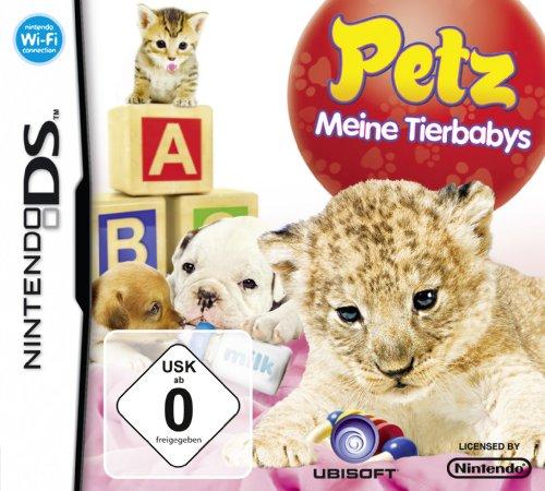 Petz - Meine Tierbabys