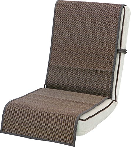 大島屋『座椅子カバーい草カバー与那国』