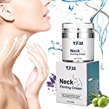 Neck Cream, Y.F.M. Skin Tightening Cream Best Firming Cream Anti Aging Whitening Moisturizer