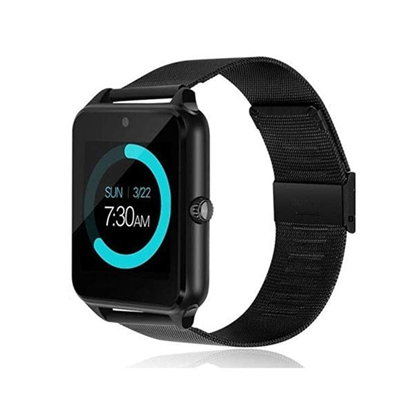 eubell Smart Watch Upgrated Bluetooth Smartwatch with Camera Touchscreen,Smart Watches Unlocked Cell Phones with SIM Card Slot, Sport Wrist Watches