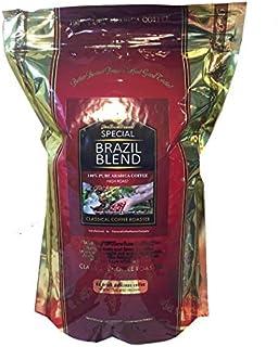 コーヒー豆 スペシャル ブラジル ブレンド 2.2lb( 1Kg )【 挽 】