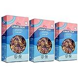 Be Nuts: Gran-Ola   Edición Especial   Avena Sin Gluten   Gluten Free   Cereal free   Vegan   Sugar...